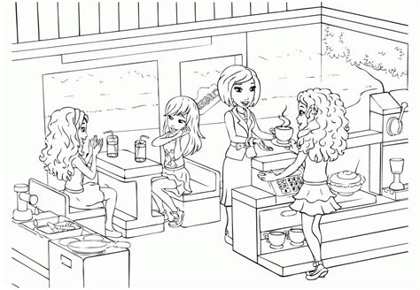 lego friends coloring pages to print free lego friends coloring pages printable free az coloring pages