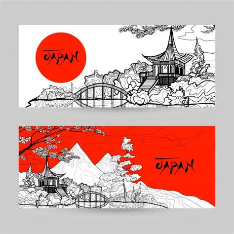 japan background vectors   psd files