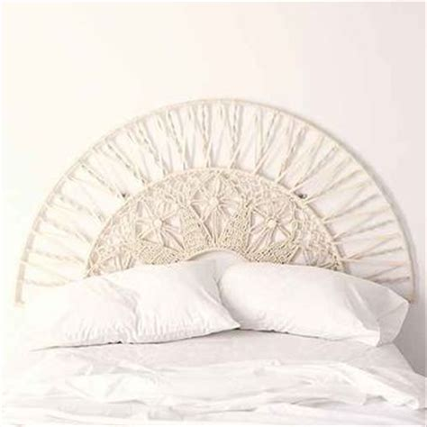 sol macrame headboard from outfitters