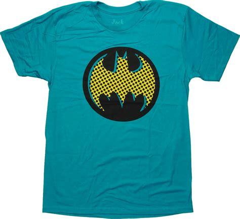 Popart T Shirt batman pop logo t shirt sheer