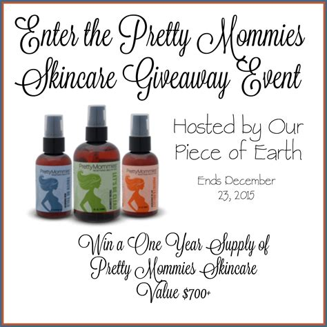 Skincare Giveaway - the pretty mommies skincare giveaway event beauty fitness health oh my