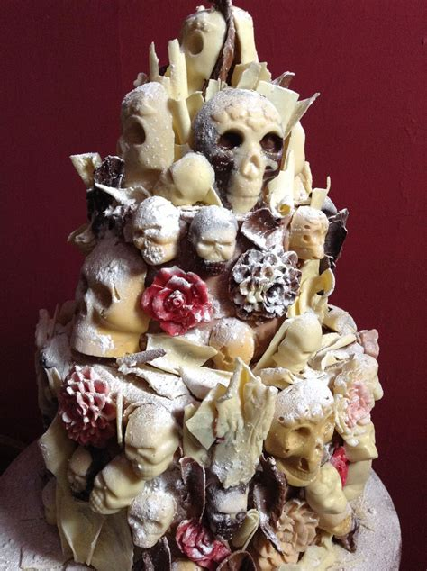 Hochzeitstorte Totenkopf by Skull Cakes Cake Ideas For A Wedding Yule Winter