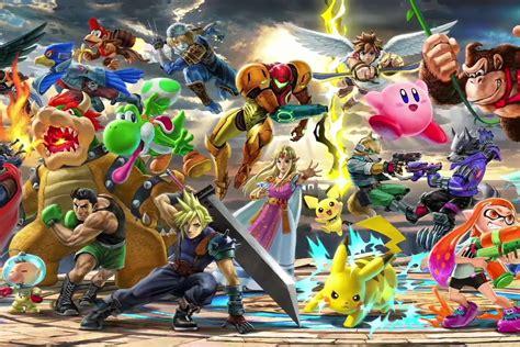 super smash bros ultimate  include  previous fighter polygon