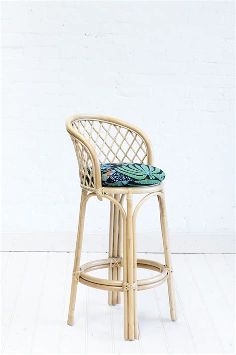 cane bar stool 53 best images about rattan on pinterest