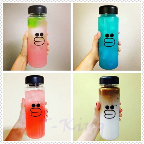 Botol Minuman Notebook Plastik botol minum plastik karakter line sally brown 500ml