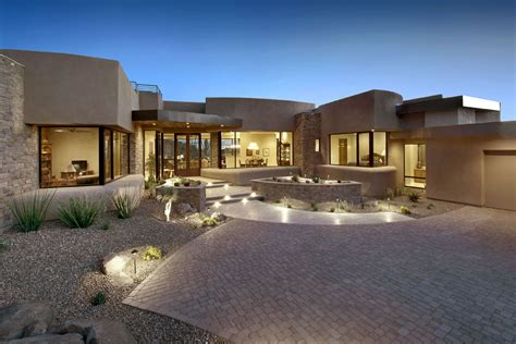 southwestern houses southwest contemporary home soloway designs