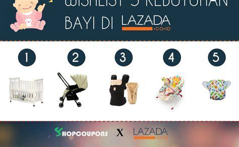 Kasur Bayi Di Lazada wishlist 5 kebutuhan bayi di lazada momopururu
