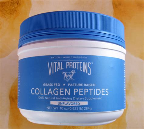 vital proteins collagen sugarbash subscription box review august september 2016