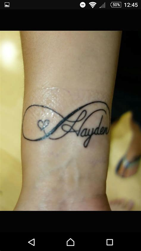 tattoo names on wrist for a girl 31 best tats n piercings images on pinterest drawing
