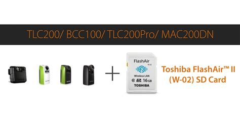 Toshiba Flashair Wifi Sd Card Eye Fi Sd R008gr7w6 Class 6 8gb toshiba flashair ii wireless sd card w 02