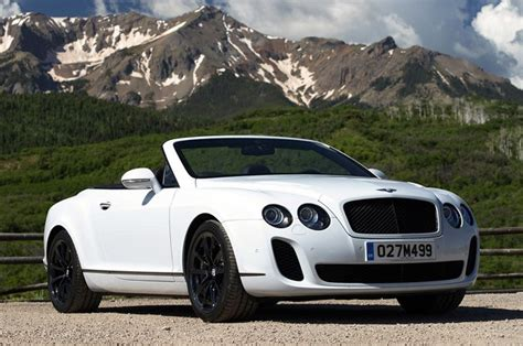 white bentley convertible 2015 bentley continental gt supersports convertible white
