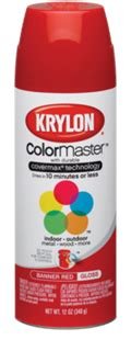 krylon colormaster spray paint krylon
