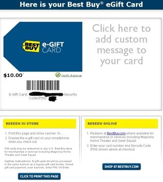 Best Buy Gift Card Codes - free best buy 10 gift card code gift cards listia com auctions for free stuff