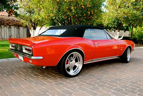 camaro 1967 convertible 1967 chevrolet camaro custom convertible 98020