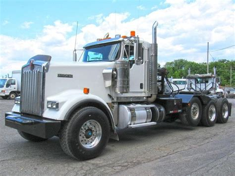 kenworth w900 a model for sale kenworth w900 winch truck cars for sale