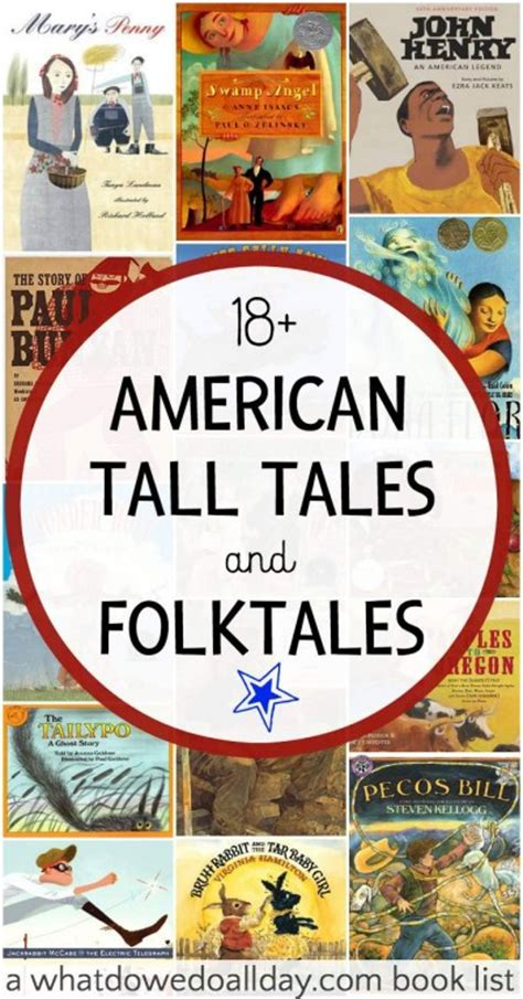 folktale picture books american folktales and tales for