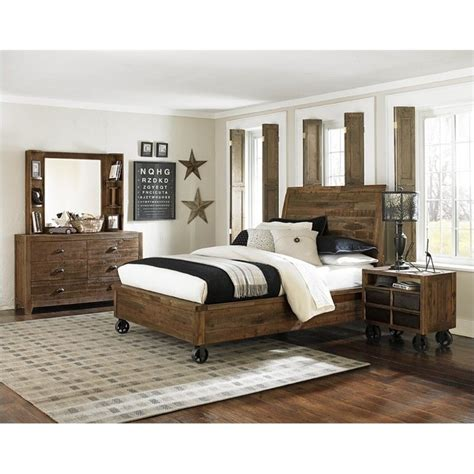 magnussen bedroom furniture magnussen braxton 4 piece bedroom set in natural y2377