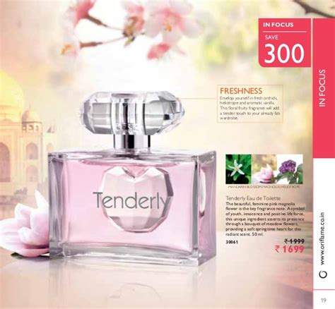 Parfum Oriflame Tenderly oriflame may15 product catalog contact to buy 08888844128