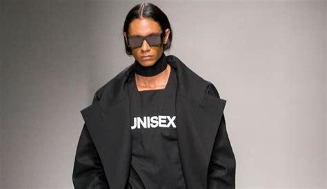 arab fashion week de duba 239 une ligne unisexe fait une