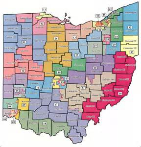 senate districts map proposed state maps would place reps fedor szollosi in
