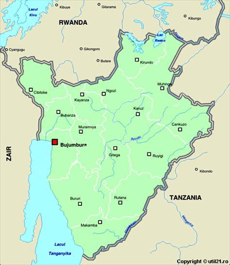 burundi in world map map of burundi maps worl atlas burundi map maps