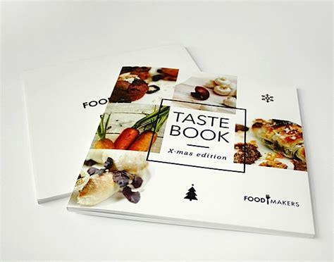 the taster books editorial design inspiration taste book