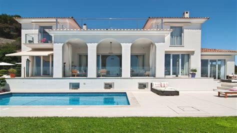 spanish villa house plans spanish villa architecture designs spanish villa