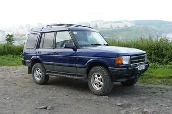 how make cars 1995 land rover discovery transmission control 1995 land rover discovery pictures 2 5l diesel automatic for sale