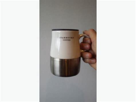 desk mug with lid starbucks mug white stainless steel ceramic urban desk mug