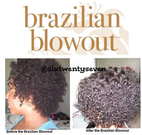 brazilian blowout results on curly hair six twenty seven operation don t eff up my new growth