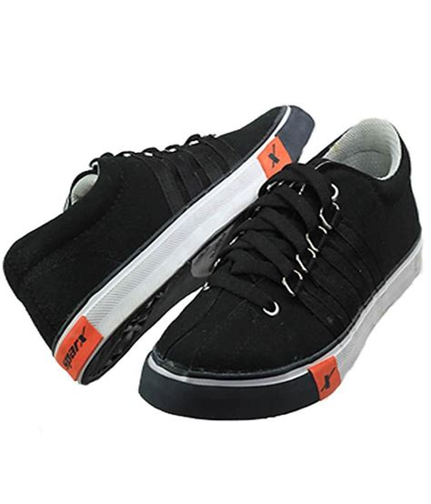 sparx black color casual shoe and sneakers sm162 ebay
