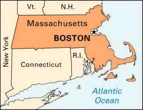 boston location map encyclopedia children s