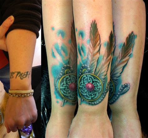 Some Best Tattoo Coverup Techniques