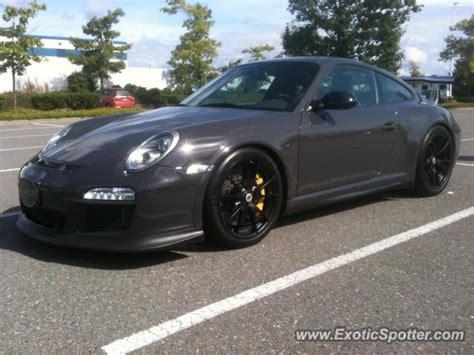 Porsche 911 Seattle by Porsche 911 Gt3 Spotted In Seattle Washington On 05 16 2013
