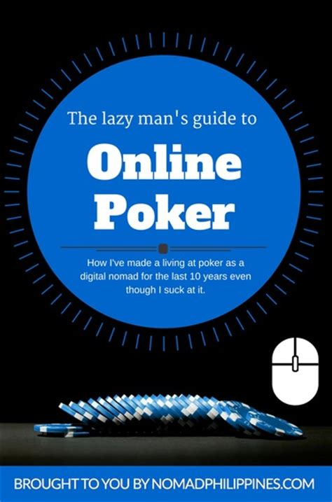 How To Win Money At Fish Tables - lazy guide to poker ebook