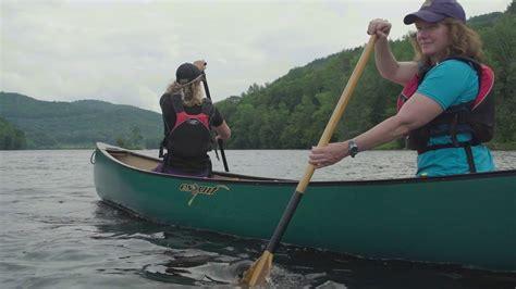 canoes youtube paddling esquif canoes youtube