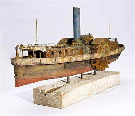 j h taylor boats pin von wendy james auf boat sculptures driftwood