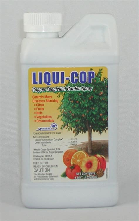 copper spray fruit trees liqui cop