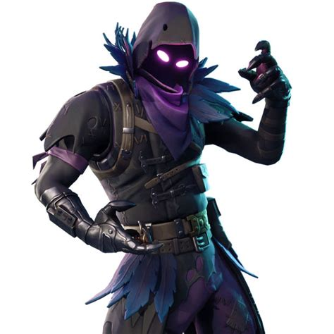 fortnite raven fortnite skin leaks but when is it releasing usgamer