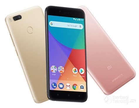 Spesifikasi Xiaomi A1 harga xiaomi mi a1 rp 3 1 juta dengan spesifikasi dual