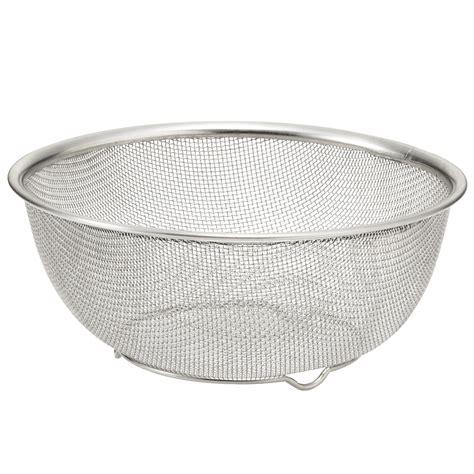 muji baskets stainless steel mesh basket m about dia 19 5 h7 5cm muji