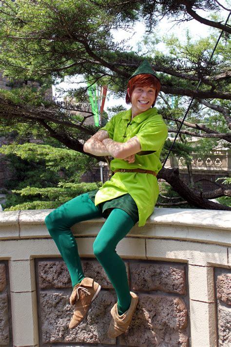 disneyland peter pan disneyland peter pan actor name