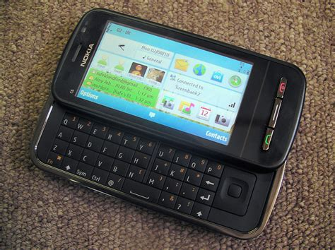 Hp Nokia C6 Slide nokia c6 a stylish slide new looking set in cheap price