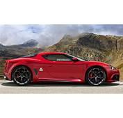 We Imagine What The New Alfa Romeo 8C Supercar Will Look Like