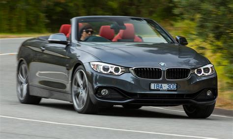 Bmw Convertible Price 2014 bmw 4 series 428i and 435i coupe and convertible