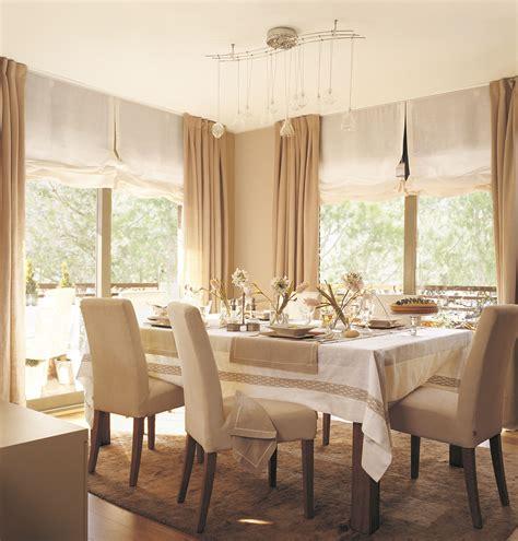 cortinas para comedor modernas consejos para elegir las cortinas