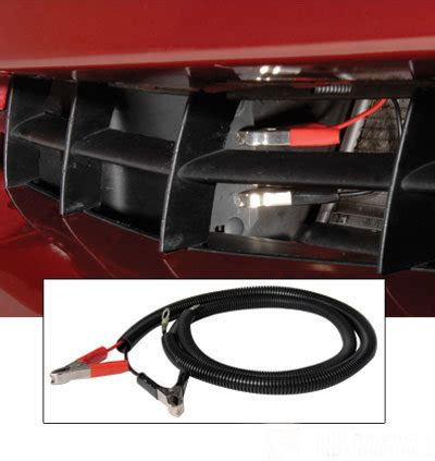 corvette battery charger c6 corvette 2005 2013 emergency access system battery