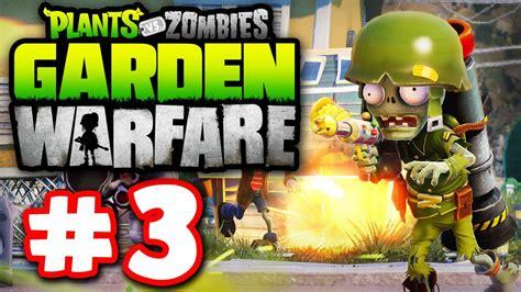 Plants Vs Zombies Garden Warfare 3 by Plants Vs Zombies Garden Warfare 3 Engenheiro