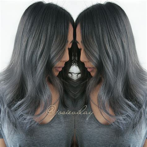 color hair gray silver grey hair dye hairstylegalleries