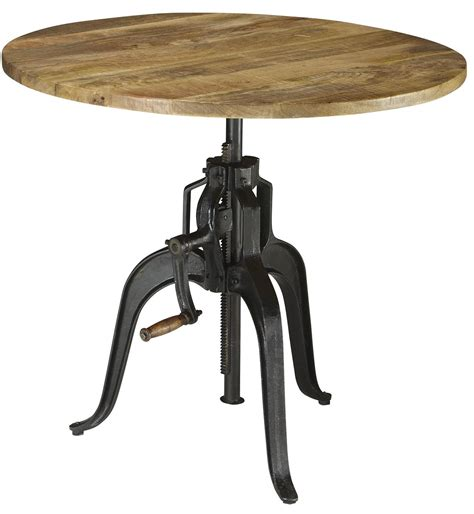 adjustable height dining table manufacturers galway gunmetal adjustable height dining table from